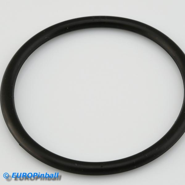 Black Silicone Ring 3 inch 23-6694-11
